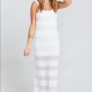 Show me your mumu Harlowe maxi dress size x-small
